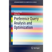 Preference Query Analysis and Optimization - eBook