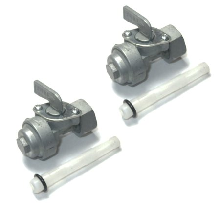 - Homelite 2 Pack Of Genuine OEM Replacement Fuel Valve Assemblies 519711003-2PK
