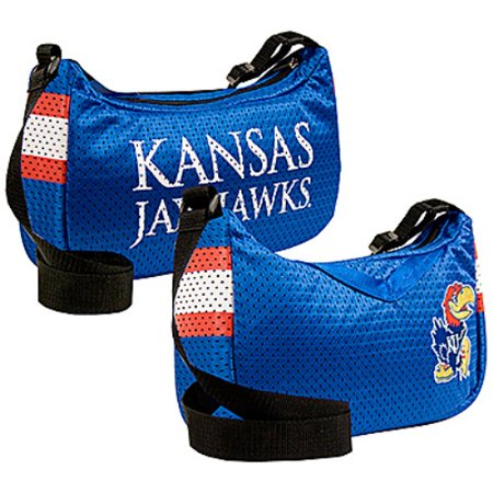 Univ of Kansas KU Jayhawks Jersey Purse Handbag ()