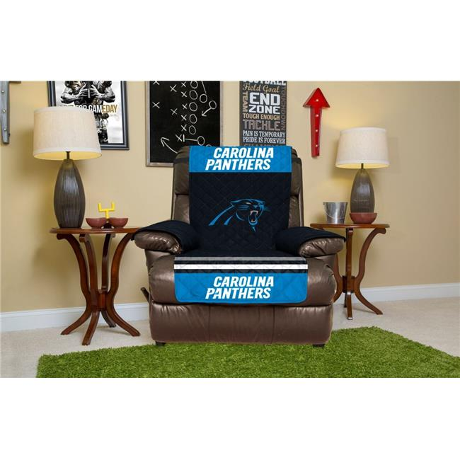 Pegasus Sports NFLFP-PANT-4R NFL Carolina Panthers Furniture Protector - image 1 de 1