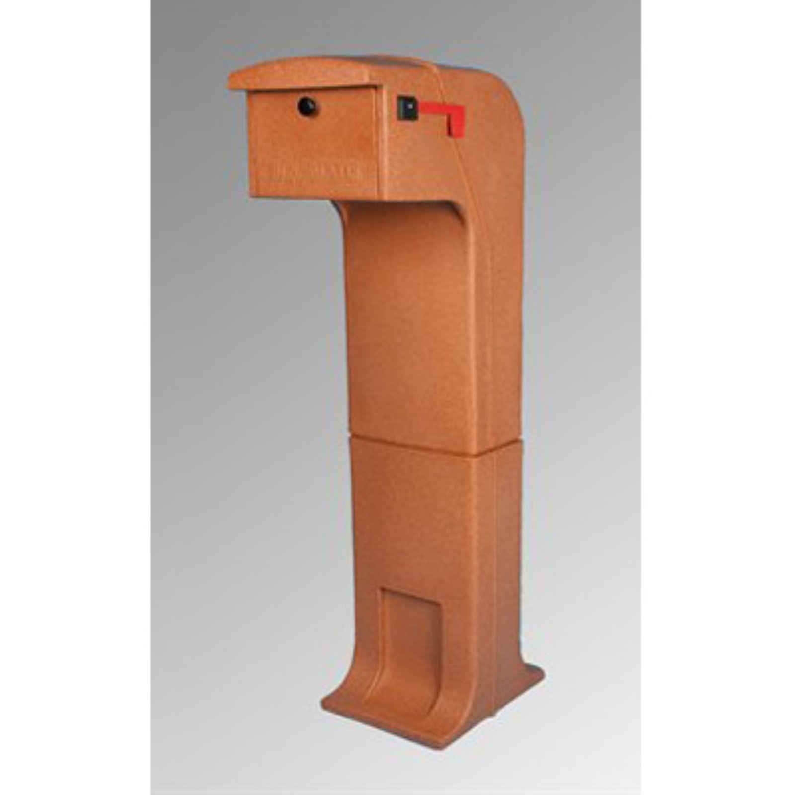 Mail Gator 2 Piece Locking Mailbox by