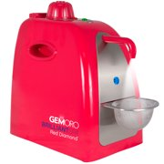 Best Jewelry Steam Cleaners - GemOro 0366 Diamond Brilliant Spa Personal Sized Red Review