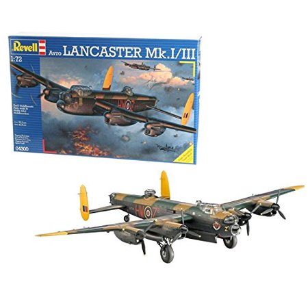 Revell Germany Avro Lancaster MkI/III Model Kit - image 1 of 1