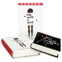 Angie Thomas 2-Book Box Set : The Hate U Give and on the Come Up