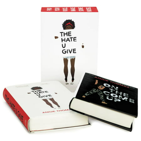 Angie Thomas 2-Book Box Set : The Hate U Give and on the Come