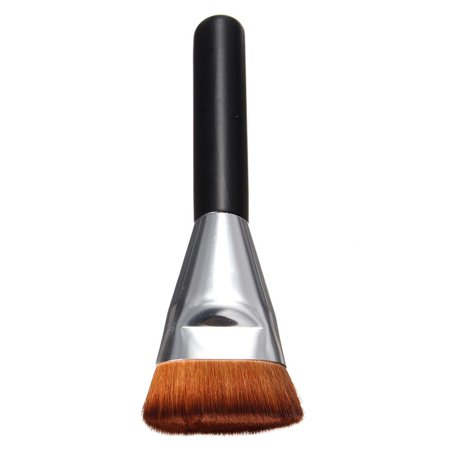 Halloween Makeup Hollow Cheeks (Professional Flat Contour Brush Face Cheeks Blend Makeup Cosmetic)
