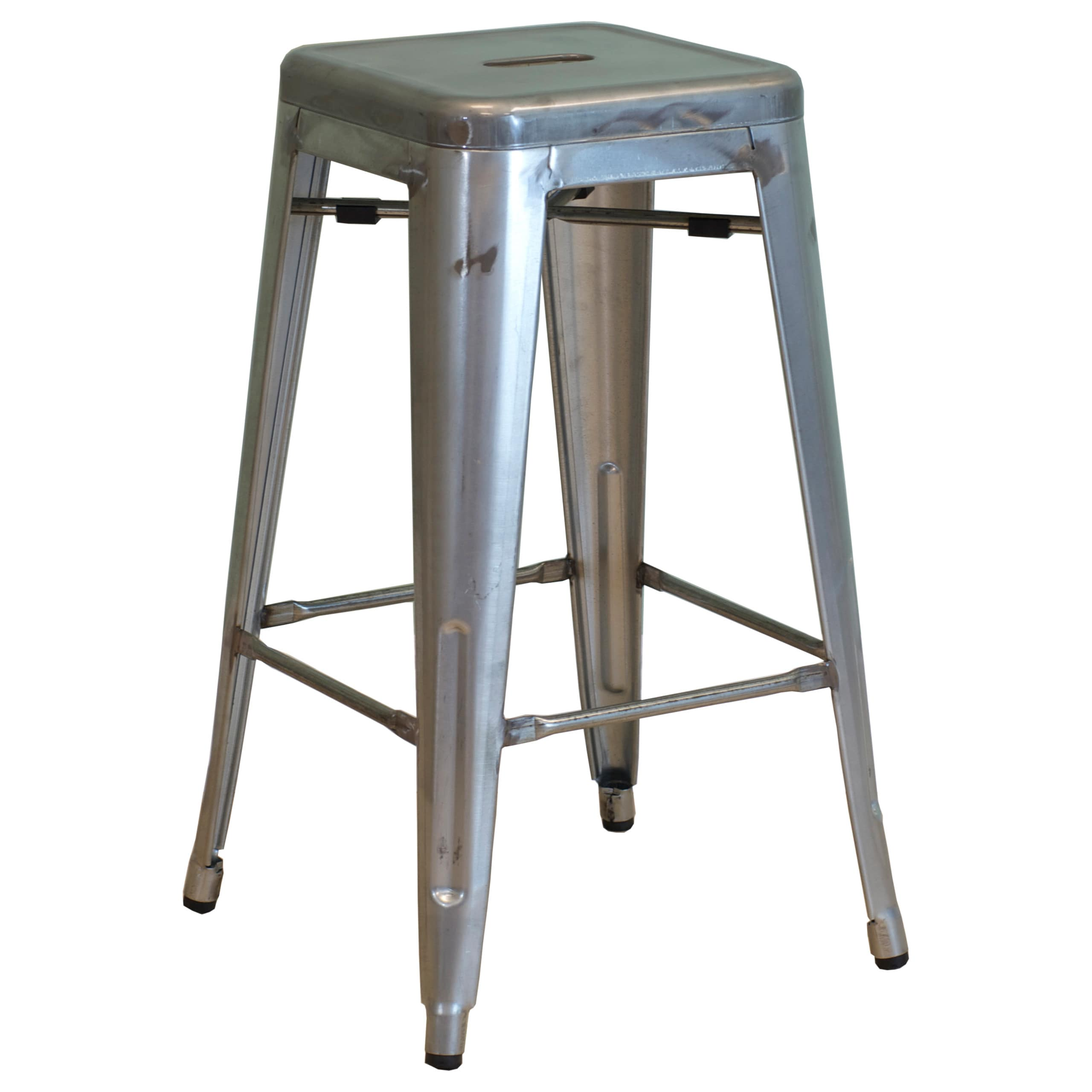 Design Tree HOme Metal Style Stackable Bar Stool