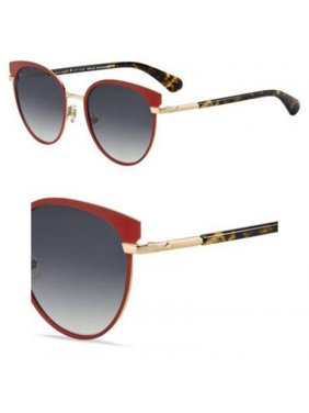 8e280d98659e Product Image Sunglasses Kate Spade Janalee/S 00UC Red Havana / 9O dark gray  gradient lens. Kate Spade New York