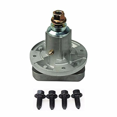 Stens Spindle - Stens 285-093 Spindle Assembly W/ (4) Self Tappers John Deere Gy20785 Lawn Mower