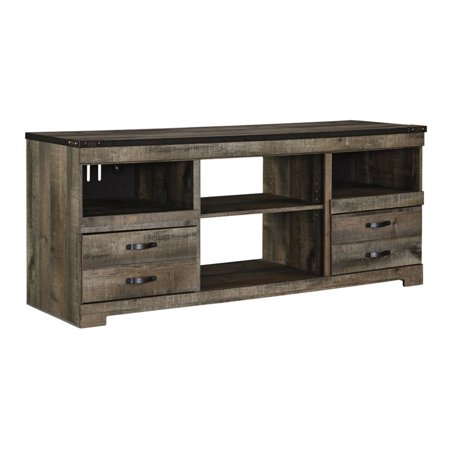 Ashley Trinell 63″ TV Stand in Brown