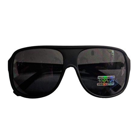 Unisex Spexx Summer Wear Sunglass Matte Black - (Cheetah Print Sunglasses)