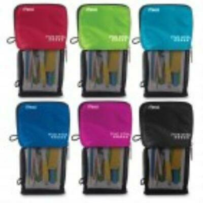 Five Star Stand 'N Store Standing Pencil Pouch - Five Star Pencil Pouch