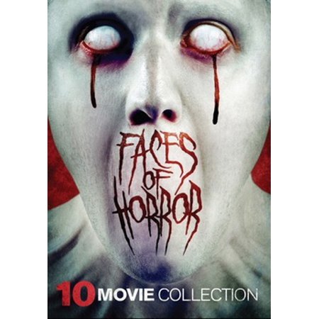 Faces of Horror: 10 Films (DVD)