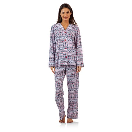 b16acdec BHPJ By Bedhead Pajamas Women's Brushed Back Soft Knit Pajama Set