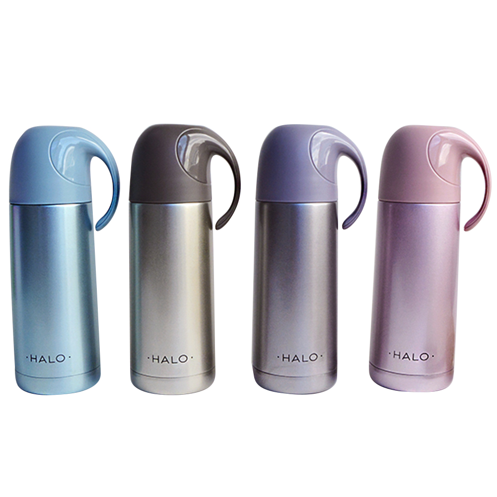 Double Walled Vacuum-Insulated Stainless-Steel Water Bottle
