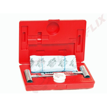 Safety Seal 10023 Heavy Equipment Deluxe Tire Repair Kit Model Khe