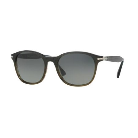PERSOL Sunglasses PO3150S 101271 Grey Gradient Green 51MM