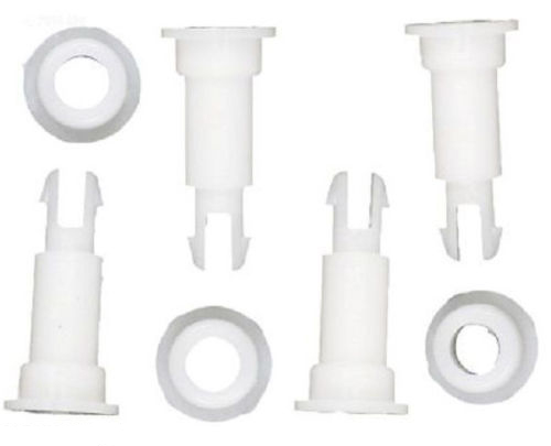Pentair R201472 176 Axle Set of 4 Assembly w  Bubble Pack Pool Spa Vacuum Heads by Pentair