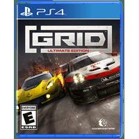 GRID Ultimate Edition, Deep Silver, PlayStation 4, 816819016978