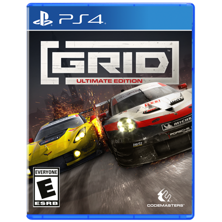 GRID Ultimate Edition, Deep Silver, PlayStation 4, 816819016978