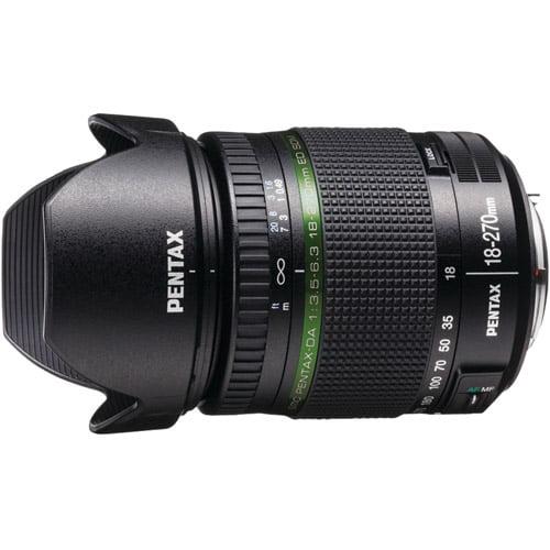 Ricoh Pentax 18-270mm F3.5-6.3 ED SDM DA
