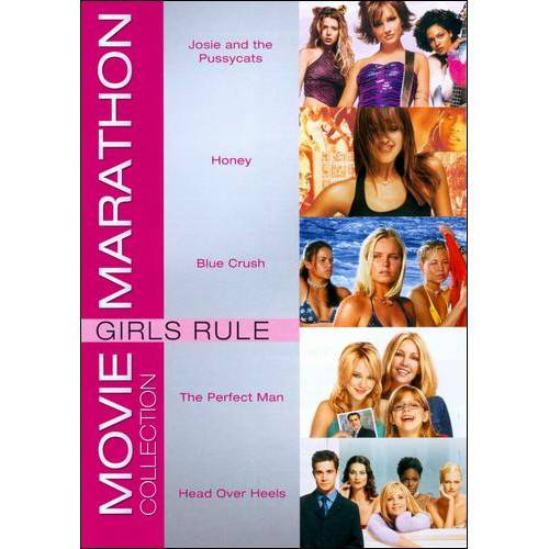 Movie Marathon Collection: Girls Rule (Anamorphic Widescreen)