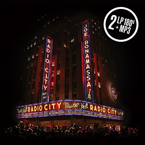 Live At Radio City Music Hall (Vinyl)