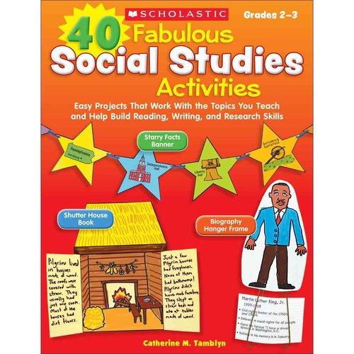 social studies assignments