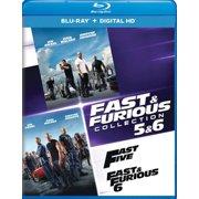 Fast Five / Fast & Furious 6 (Blu-ray)