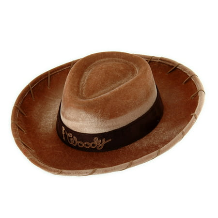 9ce20719a17 Toy Story Woody Hat-Child - Walmart.com