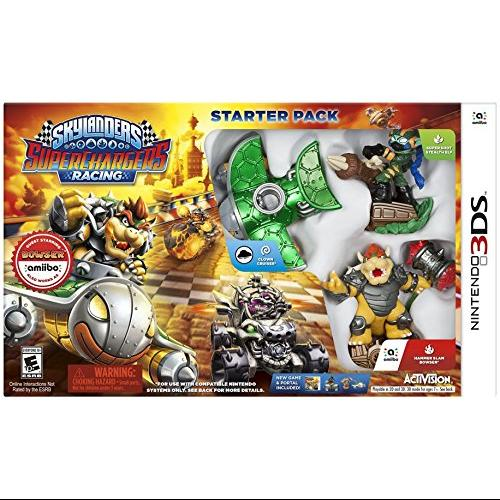 Activision Skylanders Superchargers Starter Pack - Action/adventure Game - Nintendo 3ds - English (87570)
