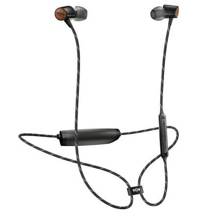 House of Marley Uplift 2 Wireless Rechargeable Bluetooth Audio Earphones, (Marley Uplift Drift In Ear Headphones Review)