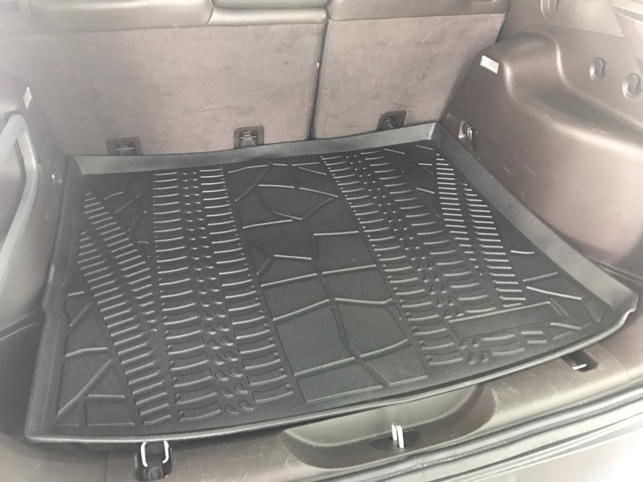 Trunk Area Floor Cargo Liner Tray Mat Pad for JEEP COMPASS 2007-2017 Brand New