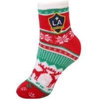 LA Galaxy ZooZatz Women's Christmas Ankle Socks
