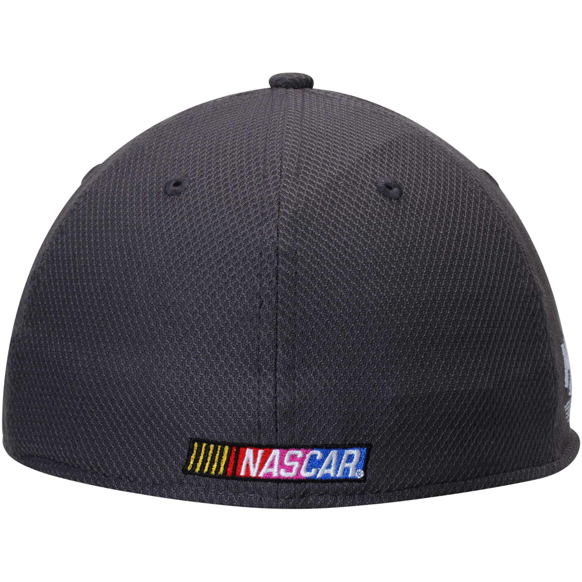 Dale Earnhardt Jr. New Era Alternate Driver 39THIRTY Flex Hat - White Gray  - Walmart.com 7a15032f051a