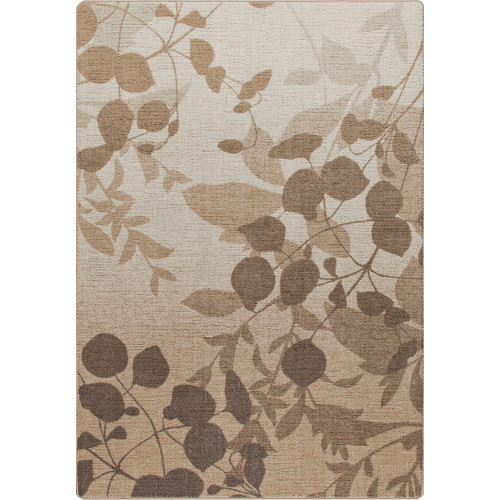 Milliken Mix and Mingle Dried Herb Nature's Silhouette Rug