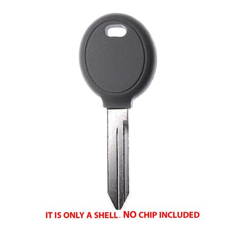 New Replacement Uncut Blank Case Shell Key for Chrysler Dodge Jeep / Y159