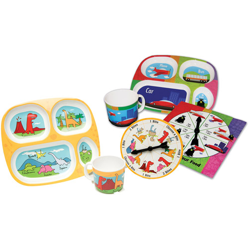 Play with Your Food Dinosaur Set