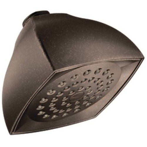 Moen 6325EPORB Moenflo XL 1.5 GPM Single Function Shower Head, Available in Various Colors