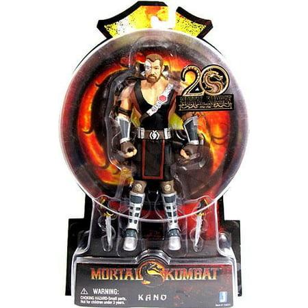 20th Anniversary Action Figure - Mortal Kombat 20th Anniversary Kano 6