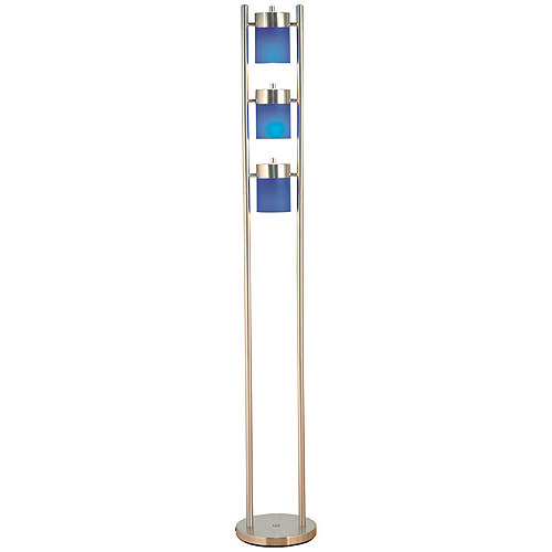 ORE International 3-Light Adjustable Floor Lamp by ORE INTERNATIONAL INC