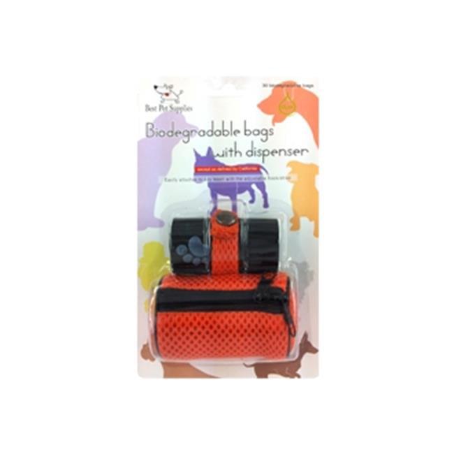 Best Pet Supplies OR-301 Orange Refills with Soft Dispenser