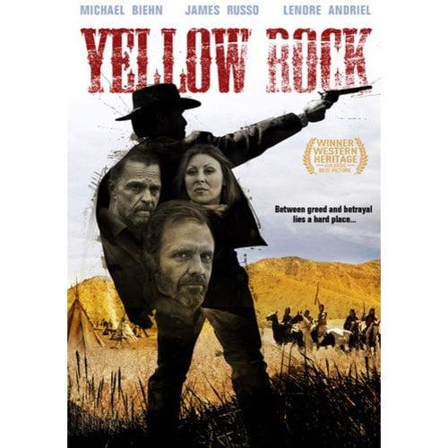 Yellow Rock (Widescreen)