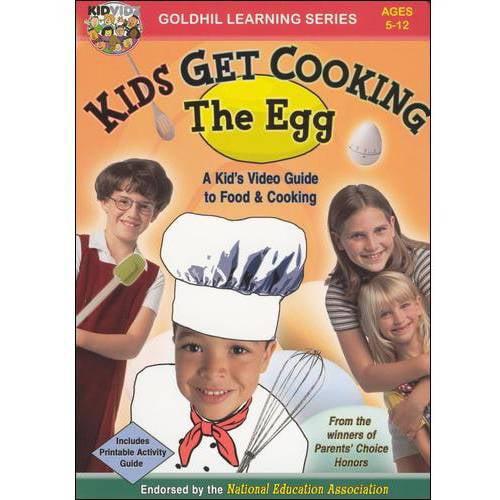 Kidviz: Kids Get Cooking - The Egg