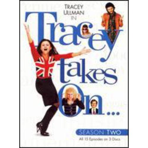 Tracey Takes On: The Complete Second Season (Full Frame)