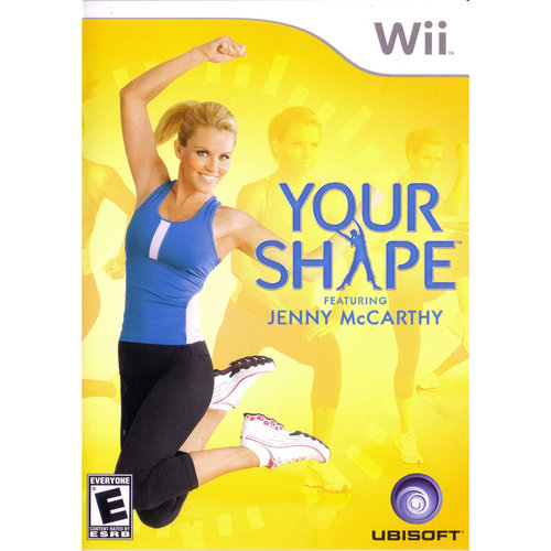 Your Shape Featuring Jenny McCarthy (Wii) - Pre-Owned