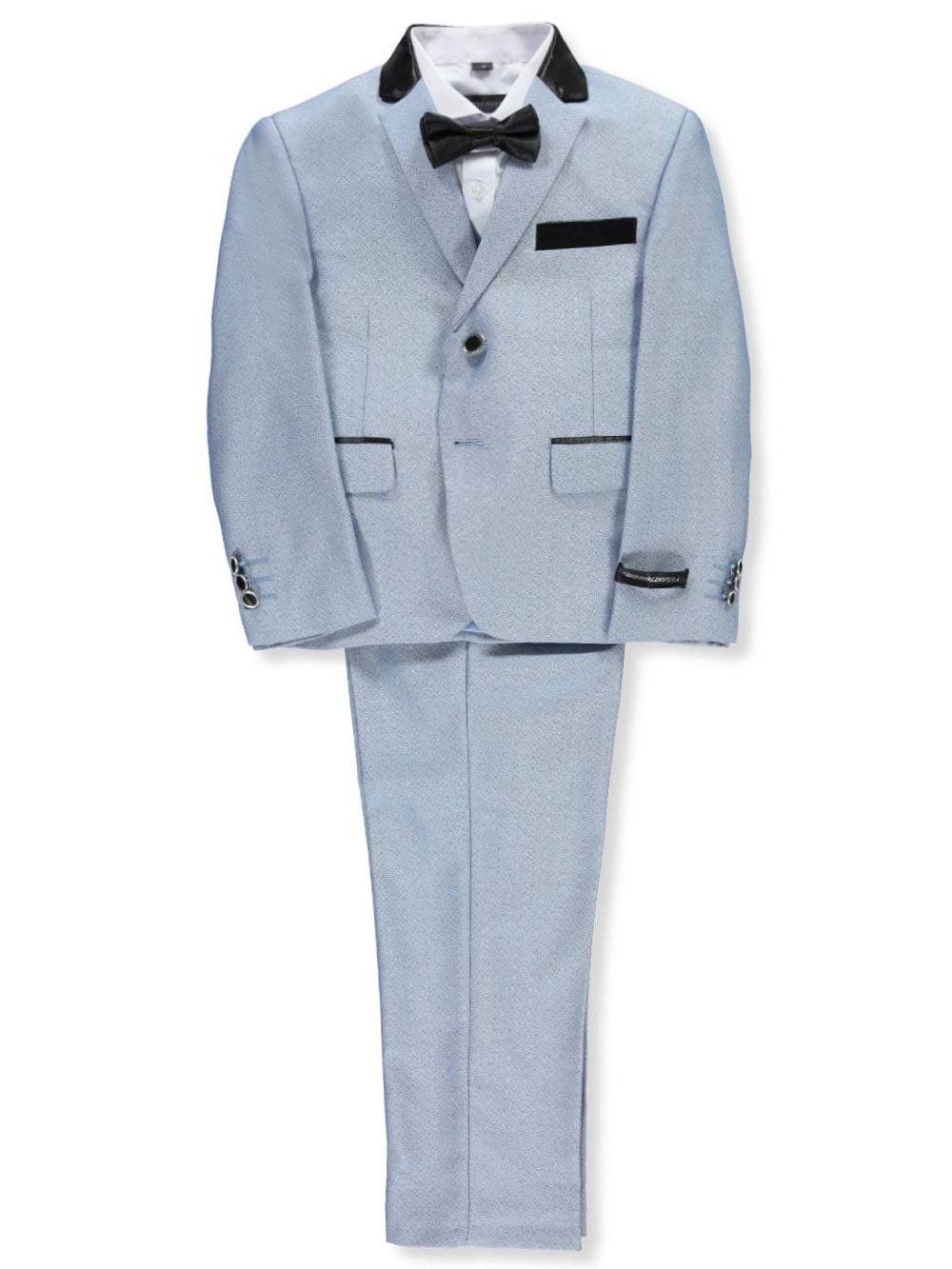 Kids World Boys' 5-Piece Suit Pants Set