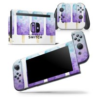Summer Mode Ice Cream v11 - Skin Wrap Decal Compatible with the Nintendo Switch Pro Controller