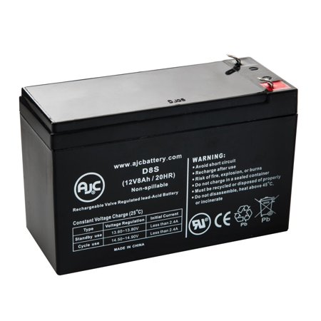 Alpha Technologies Ali Plus 1000 Multi Xl 017 737 81 12V 8Ah Battery   This Is An Ajc Brand  174  Replacement