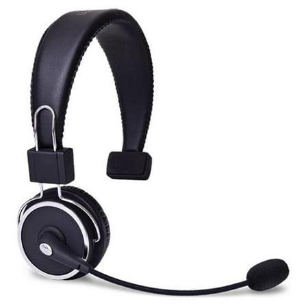 Blue Tiger 17-130388 The Elite Bluetooth Headset, Black - image 1 de 1